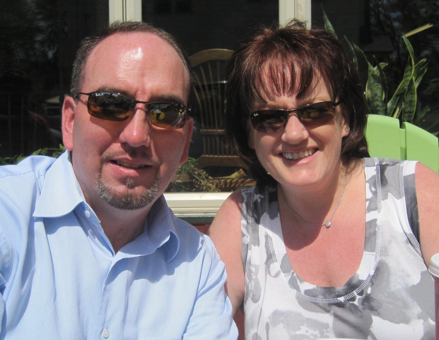 Honoring Gerry & Noreen Forde