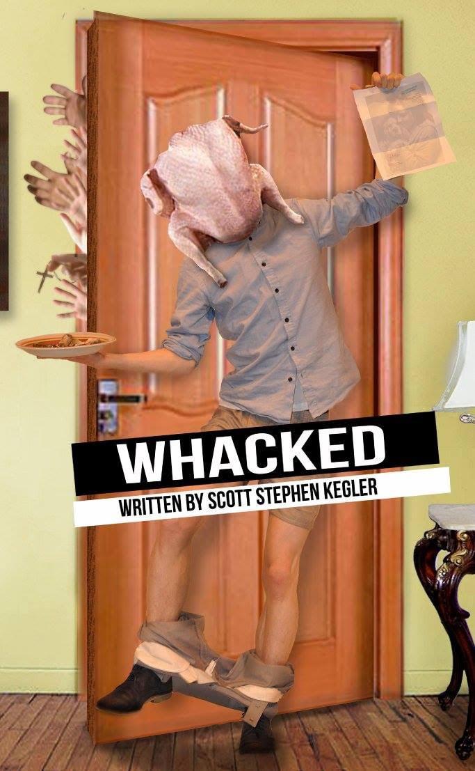 """CnG Presents """"Whacked"""" Nov. 15, 16, 17 @ 8:00 & Nov. 18 @ 2:30"""