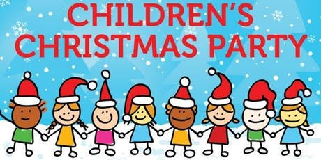 Children's Christmas Party Saturday December 15th from 11-1pm