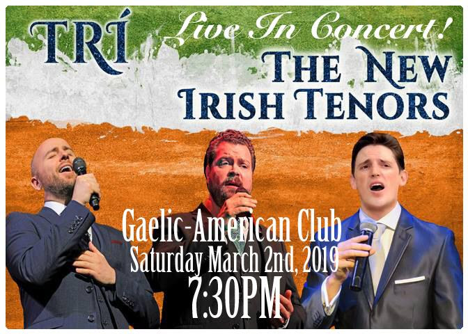 The New Irish Tenors