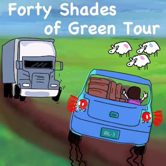 Stand up Comedy & 'Forty Shades of Green Tour'