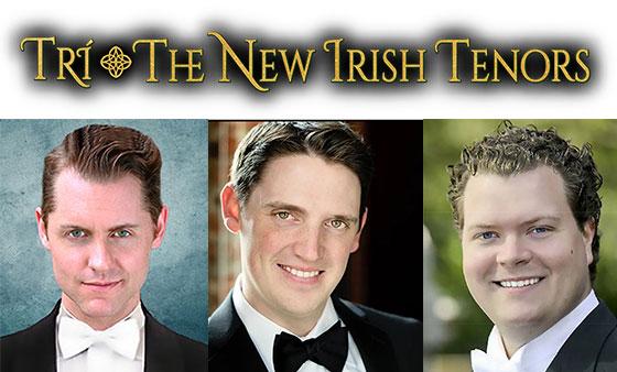 TRI The New Irish Tenors with Darrah Carr Irish Dance Company