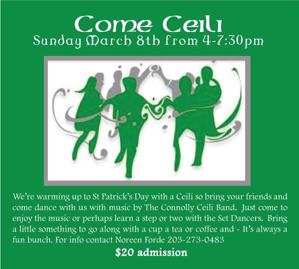 Céili Sunday