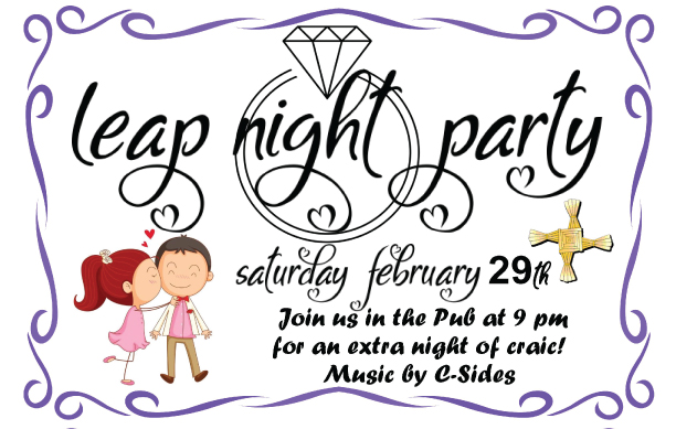 Leap Night Party